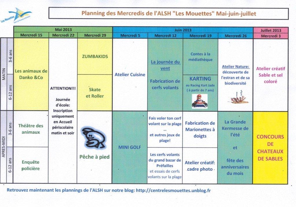 Planning des mercredis Mai-Juin-Juillet planning-des-mercredis-mai-juillet